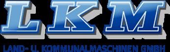 LKM Land- und Kommunalmaschinen GmbH - Logo